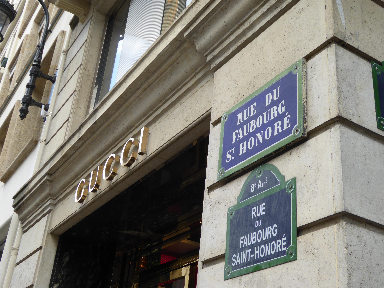 louboutin rue du faubourg saint honoré